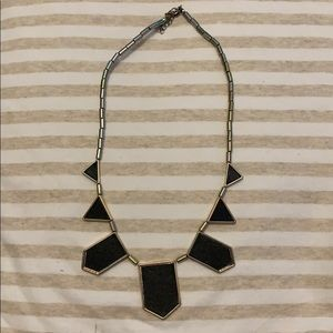 House of Harlow black necklace
